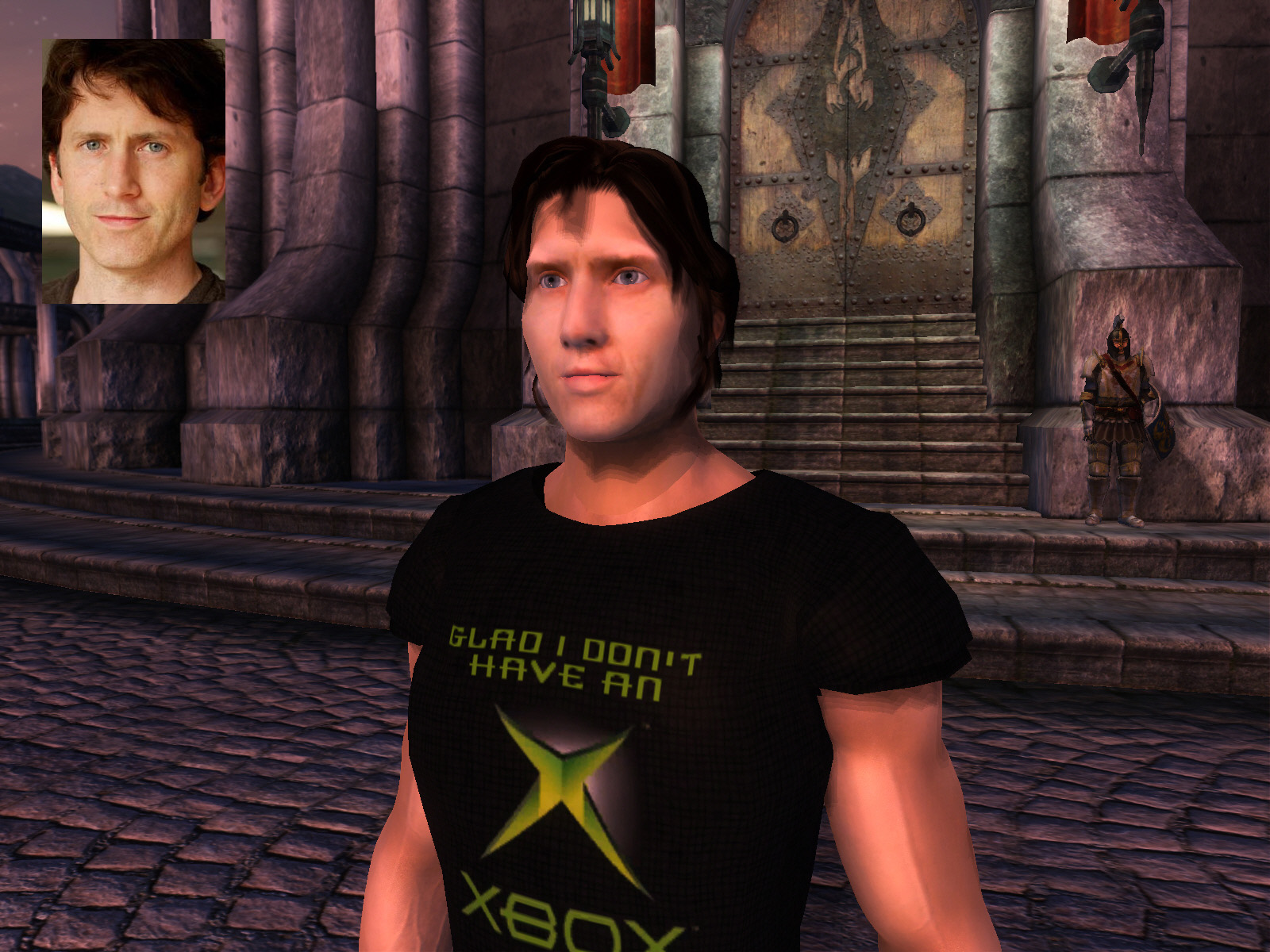 Todd Howard At Oblivion Nexus Mods And Community