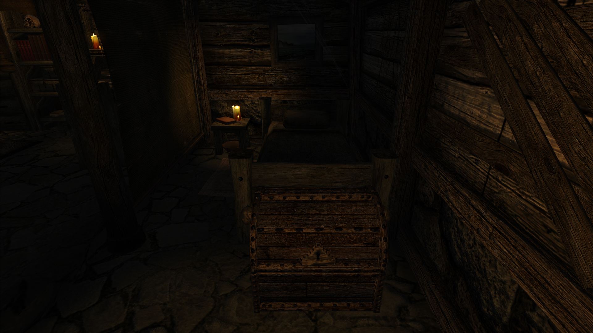 The Shunned Shack -Hackdirt- Interior Detail 3