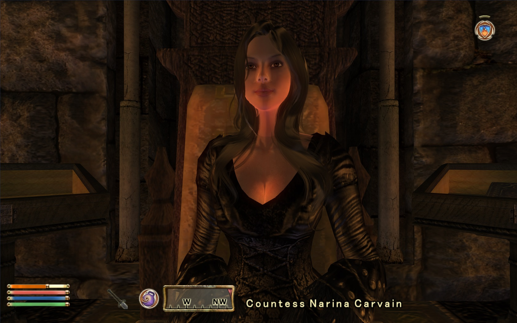 Countess Narina Carvain