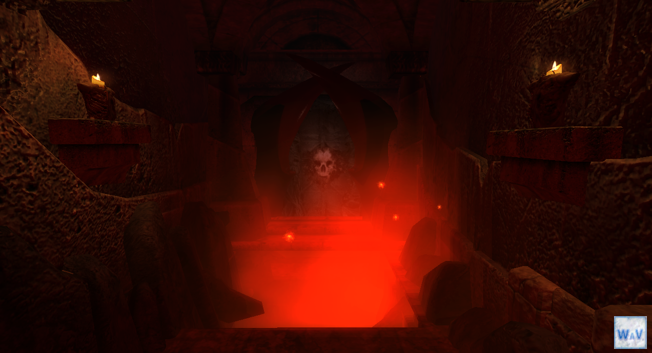 Entrance to Mormo Throne Room