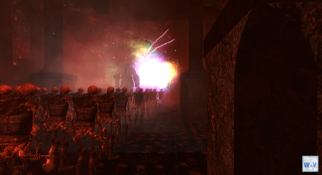 Void Invasion Force for Word and Void TESIV Mod