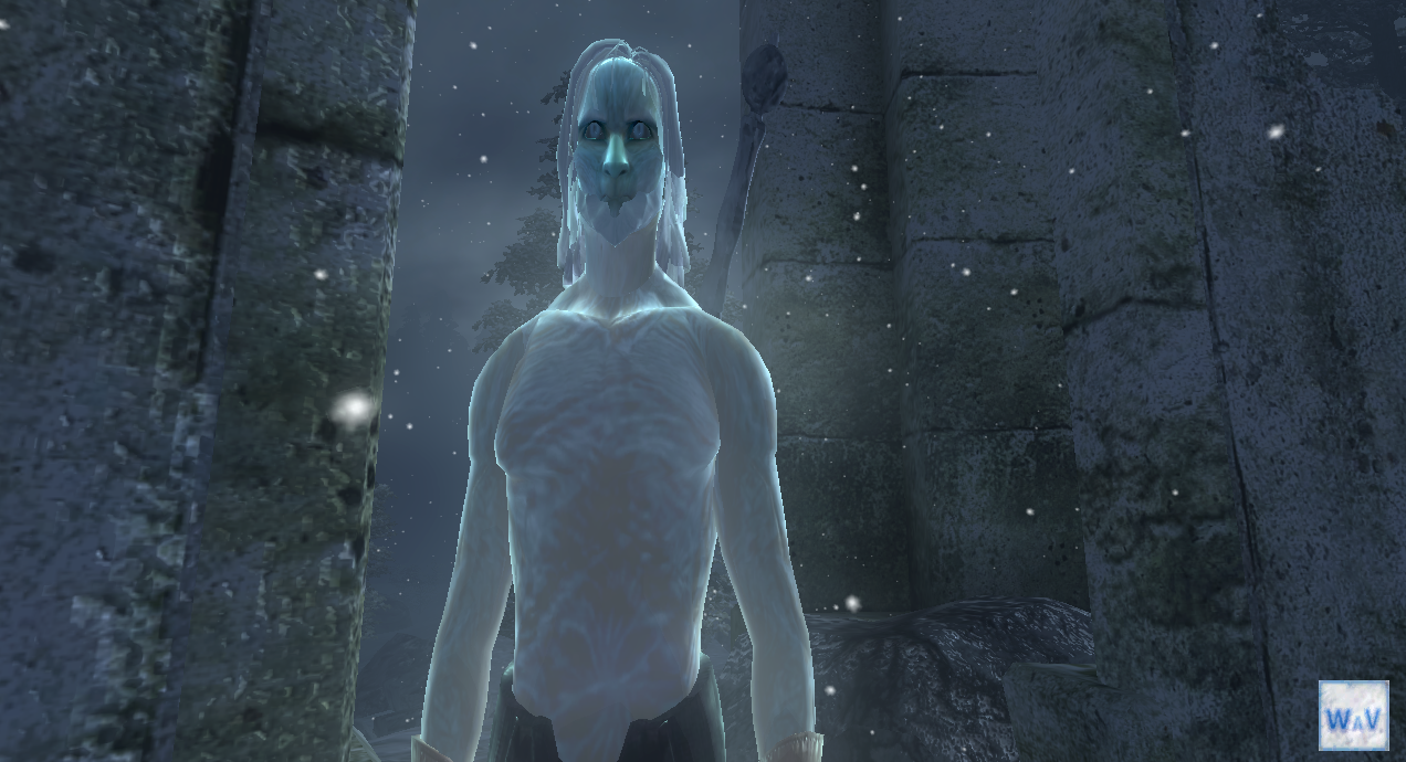 White Walker - Word and Void Mod