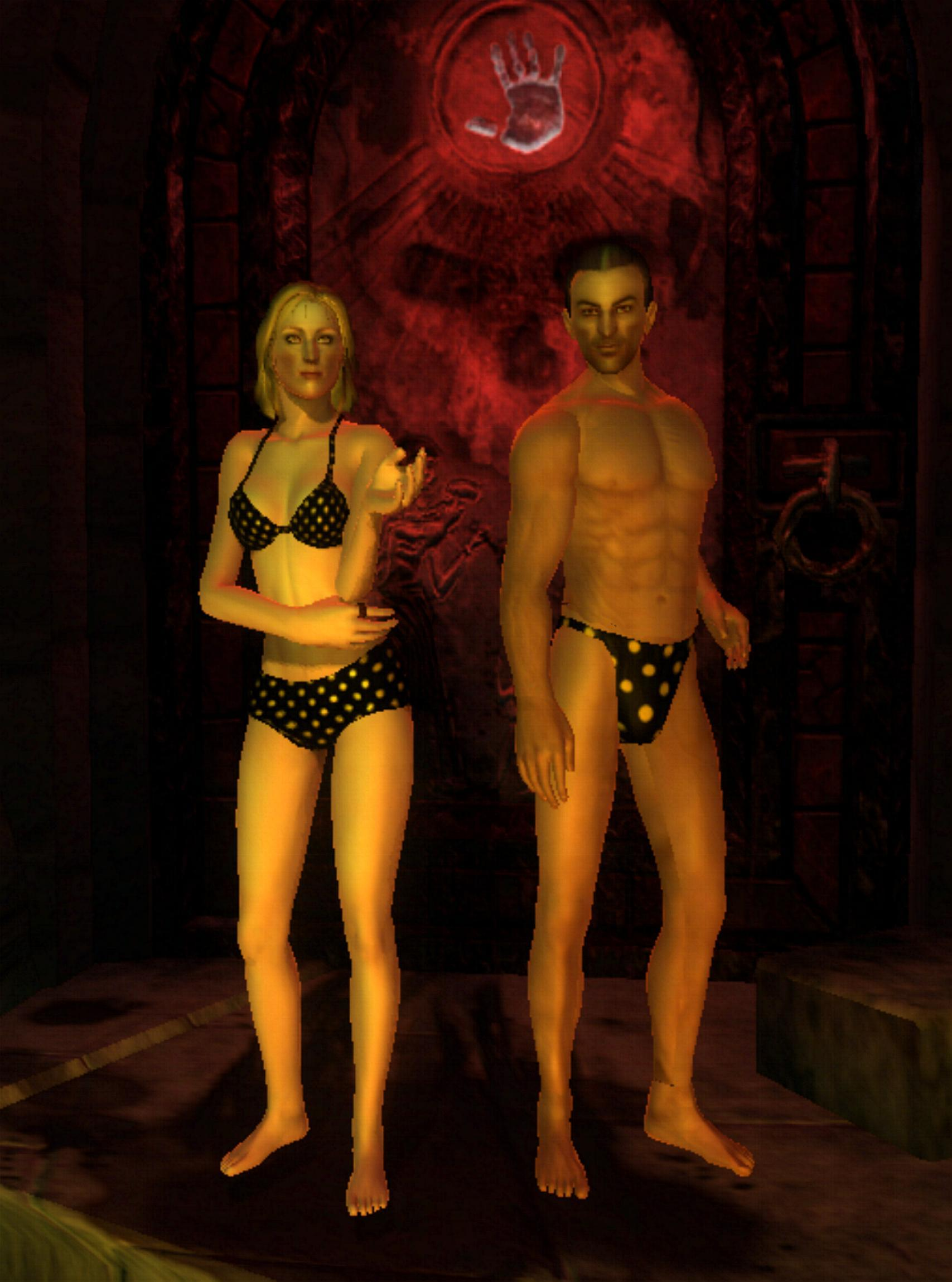Sexy Wednesday - The Dark Brotherhood
