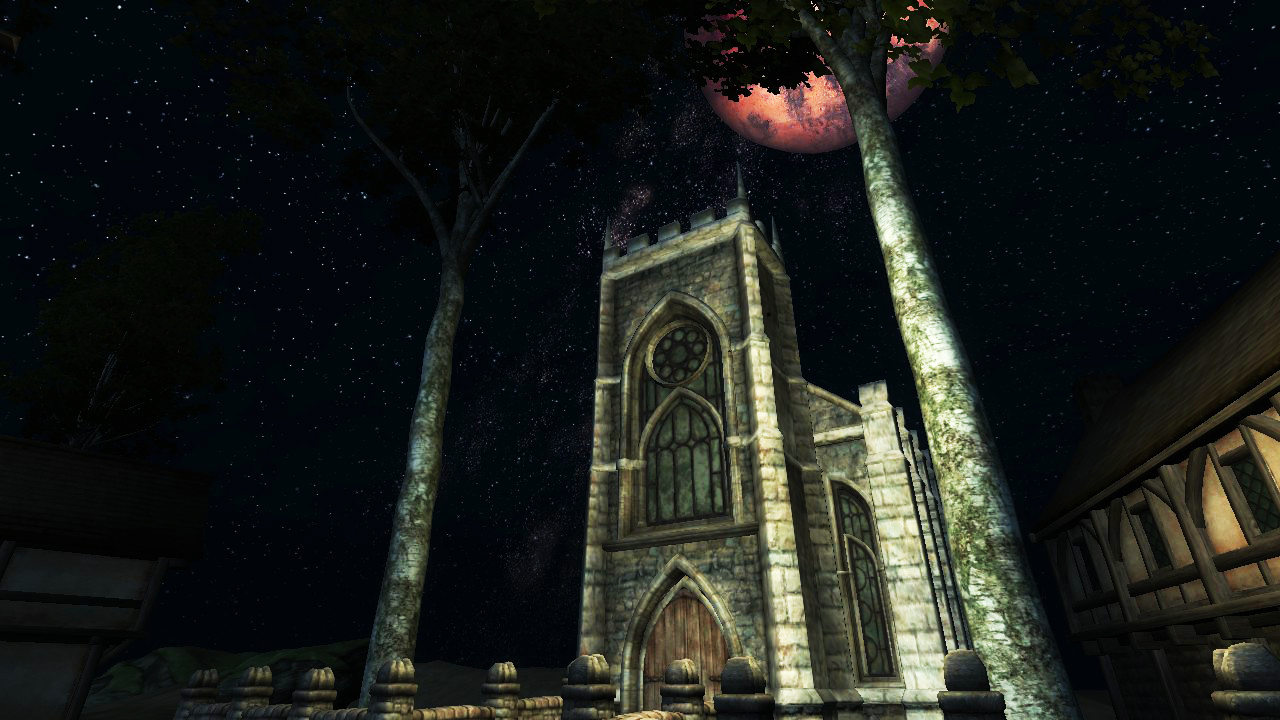 Moonlight Church