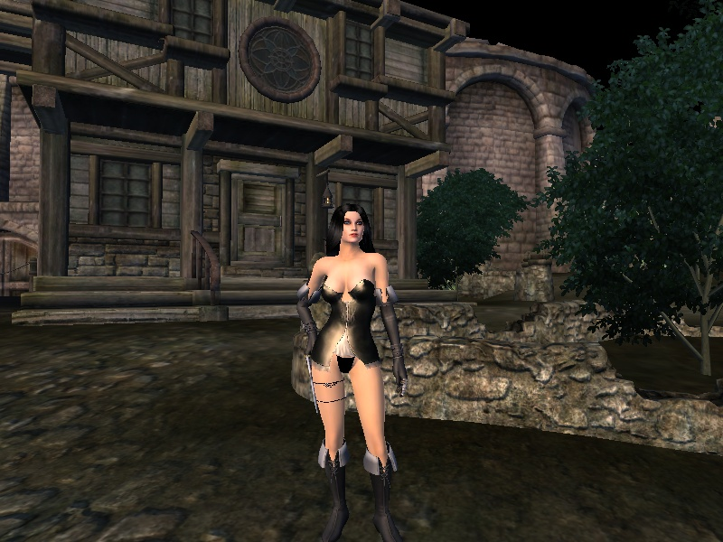BBB For Kogane Mage Leather Armor Mod Pic4