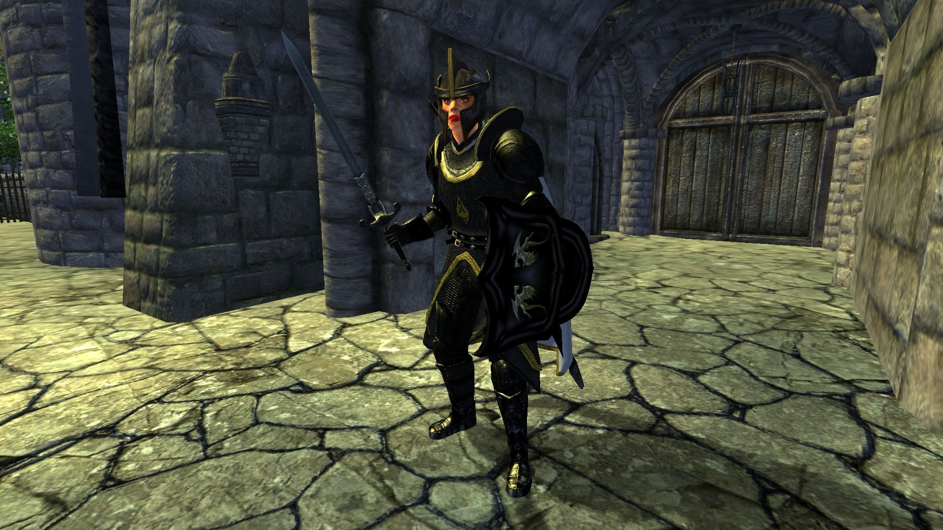 My Glenvar Guard Armor