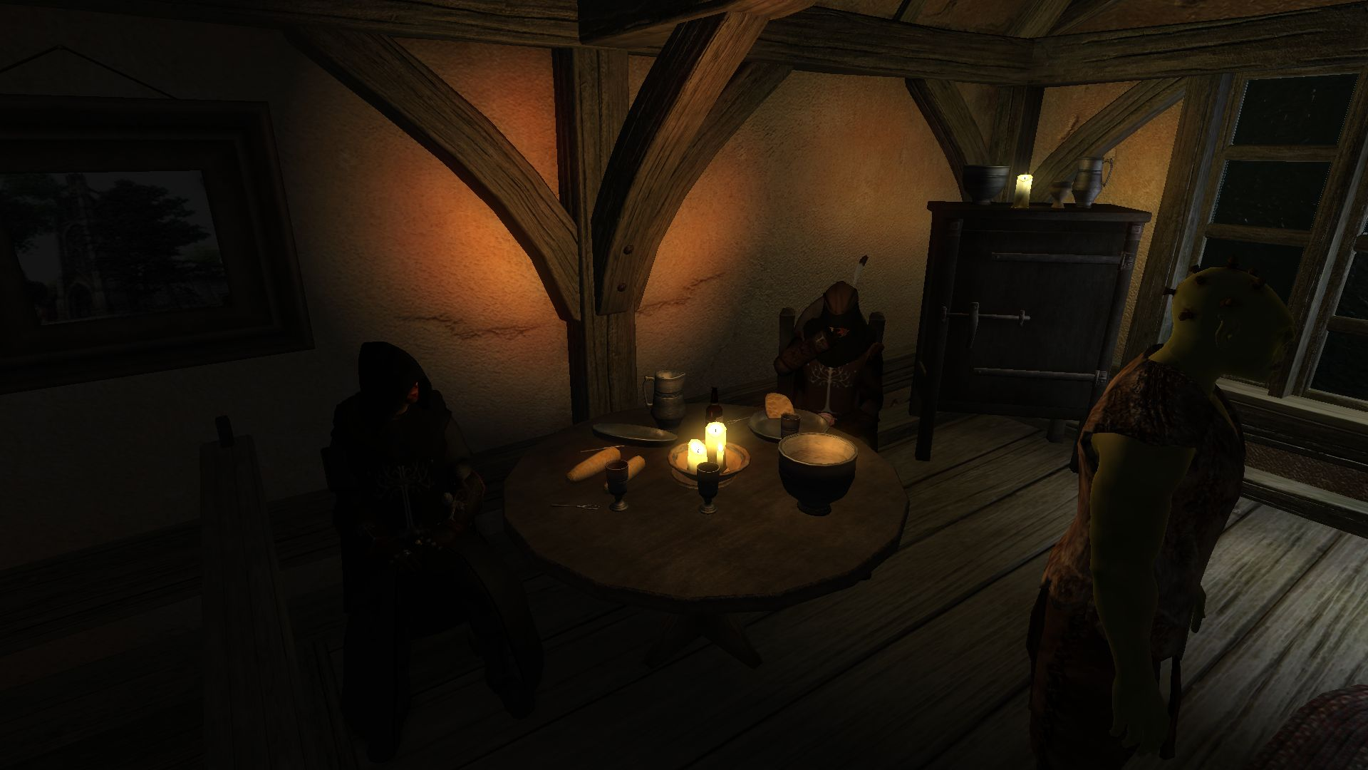 Rangers in the Tavern