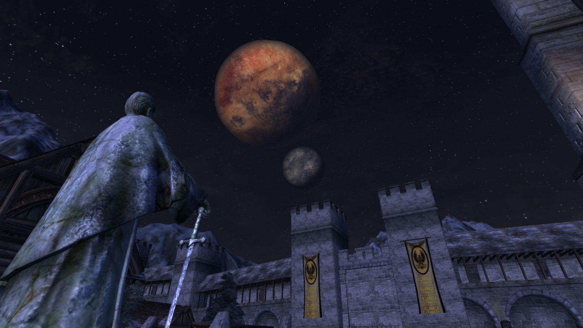 Moons over Bruma
