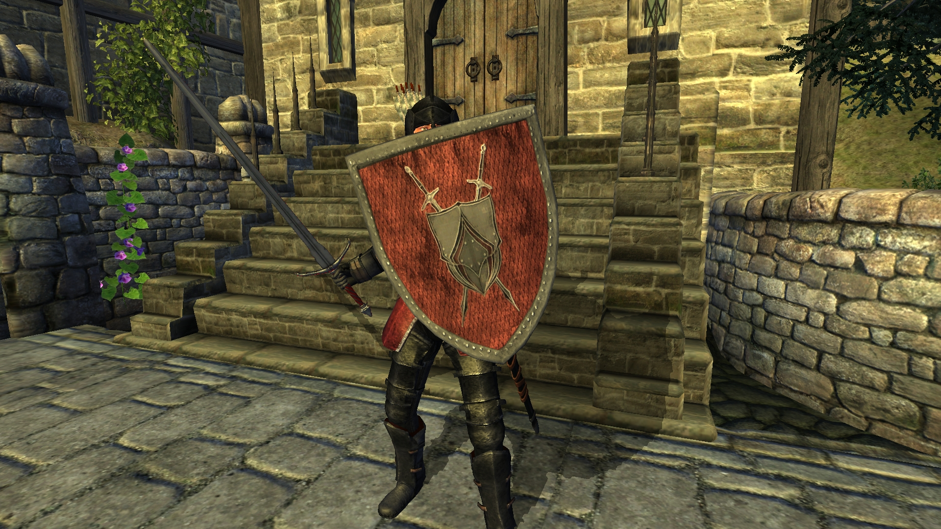 Fighter's Guild Shield 2