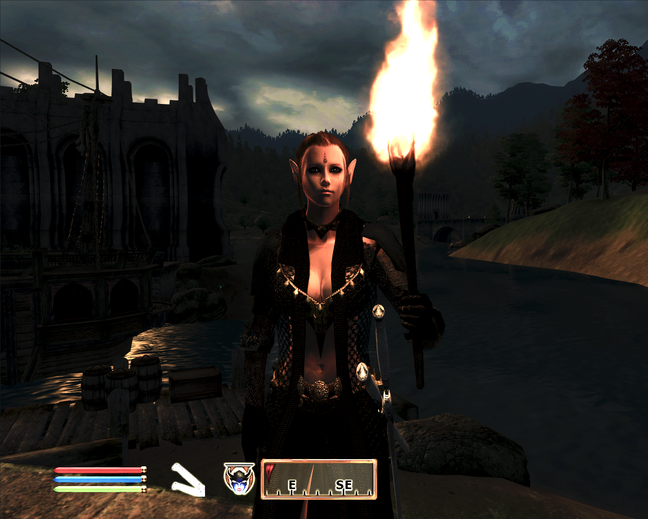 My first Character