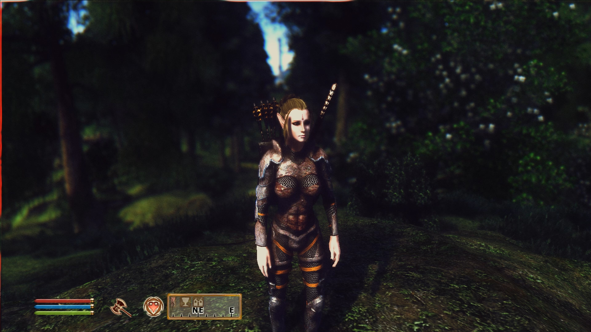 Ayla- My newest character
