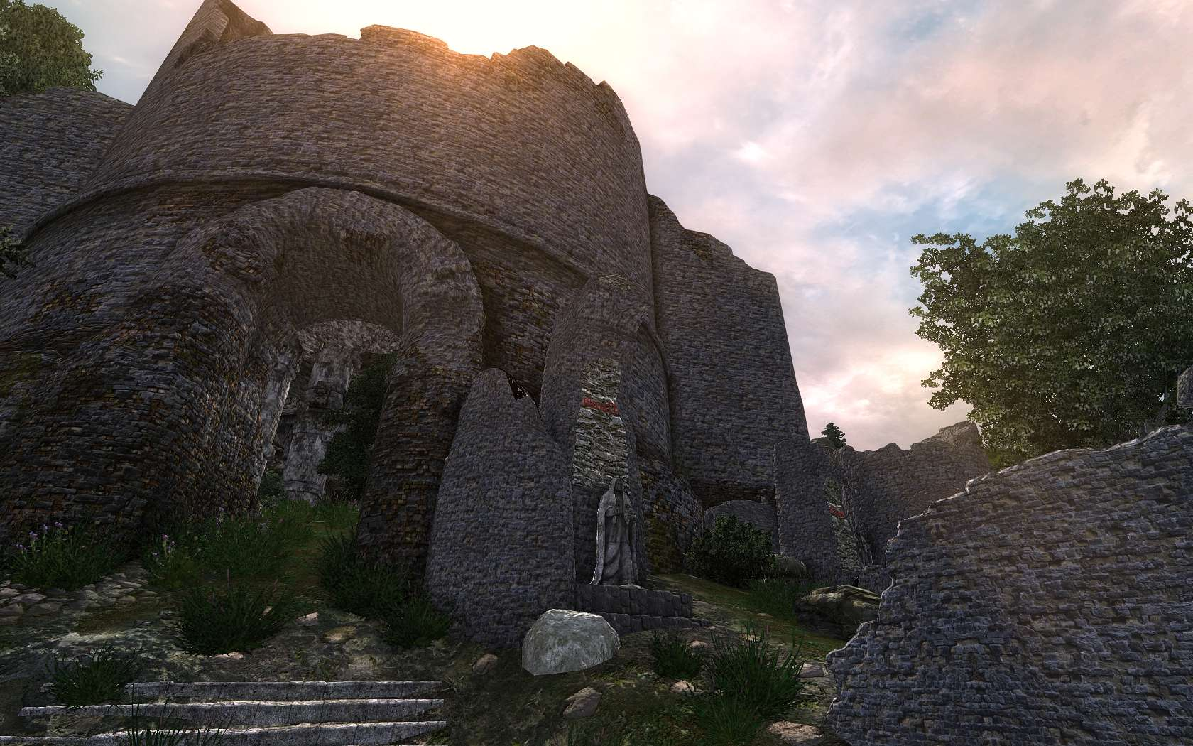 Completely Ruined Ruins
