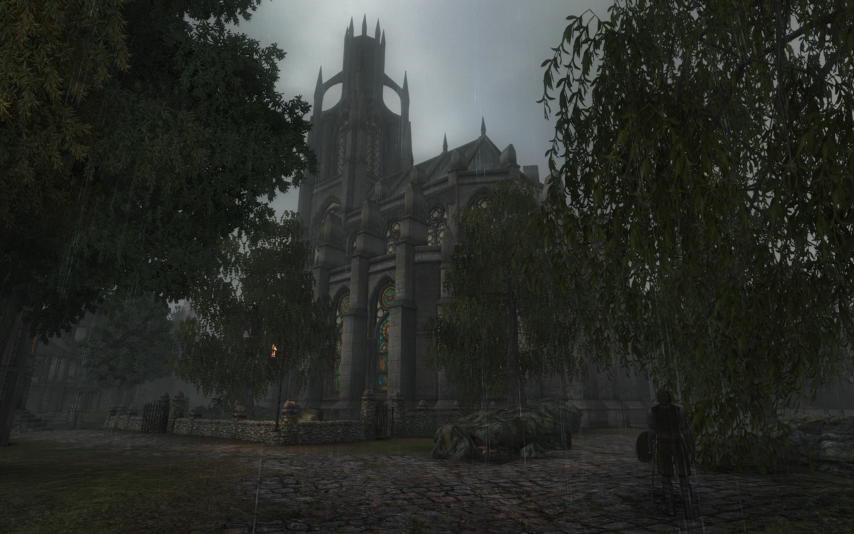 When it rains it pours in Cyrodiil