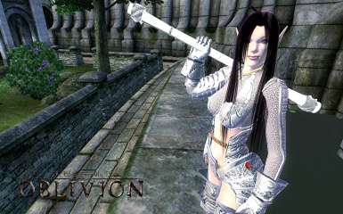 Oblivion Girls Wallpaper 002