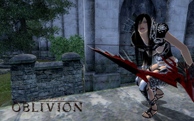 Oblivion Girls Wallpaper 003