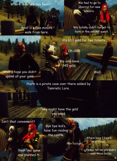 Road to Valenwood islands Page 004