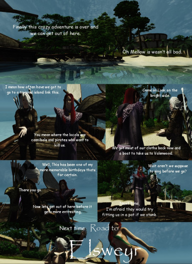 Road to Valenwood islands Page 021