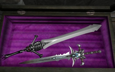 Rebellion and Frostmourne
