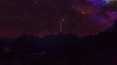 Night over Imperial City