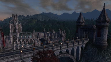Roofs of Skingrad