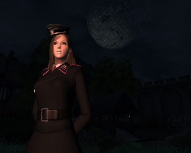 young Imperial officer
