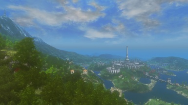 ''Tes4lod - Tes4ll Ultimate''   Ultra UL Meshes - HESU - DLC - Towns - Better Cities