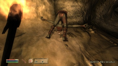My first time playing Oblivion --  I already love it