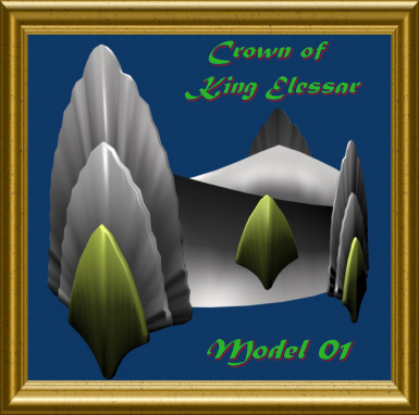 Crown of King Elessar 1