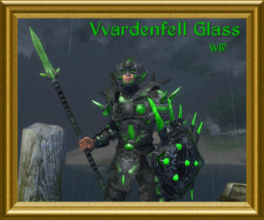 Vvardenfell Glass Pose
