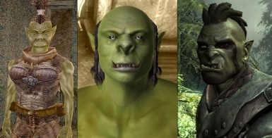 TES Orc Compare