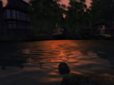 A Nice Evening in Cheydinhal