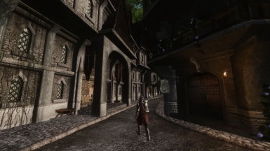 In Skingrad again