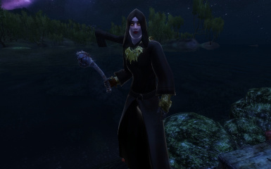 Vampire Cutter The Mad God