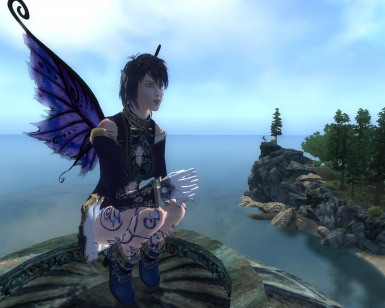 Fairy on Lighthouse 4