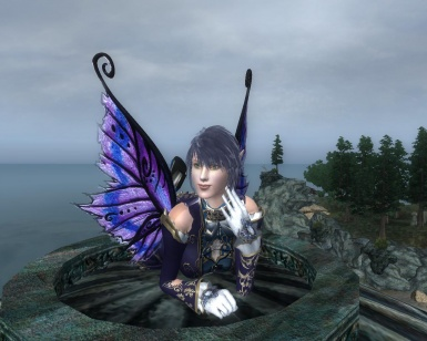 Fairy on Lighthouse 6