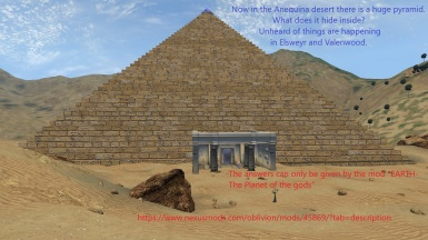 The Anequina Great Pyramid