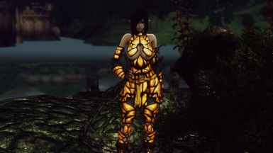 DMZ Armors now with more Amber