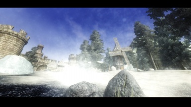at Bruma with SnowGusts