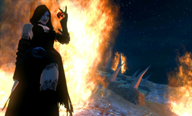 Witch of Fire