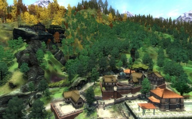 Hesu Mod Collection - Great Forest Gorge