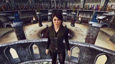 My other character