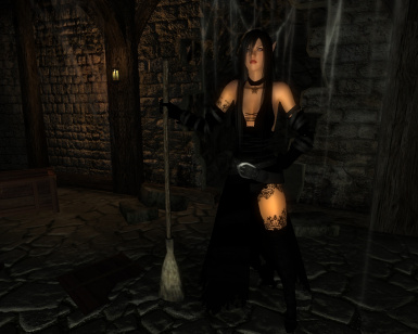 Blackmarsh Witch