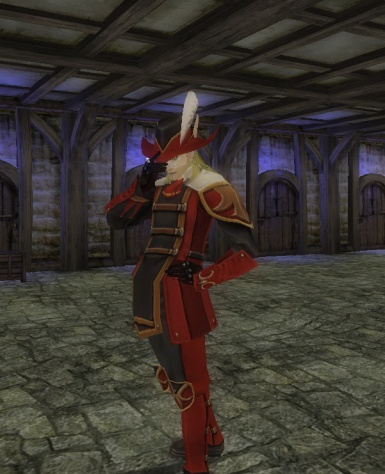 FFXI conversion project stage 1 Red mage