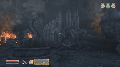 What's left from Kvatch