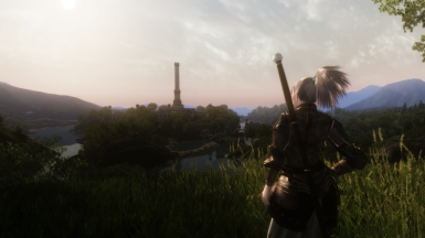 Dawn upon the imperial city