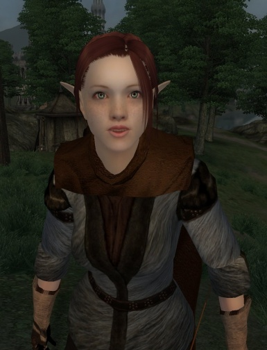Terise in Cyrodil