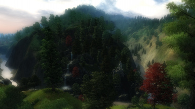 Beautiful Country of Valenwood