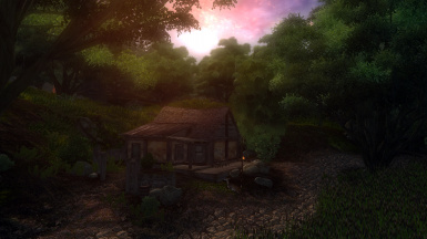 A little home for great hunters