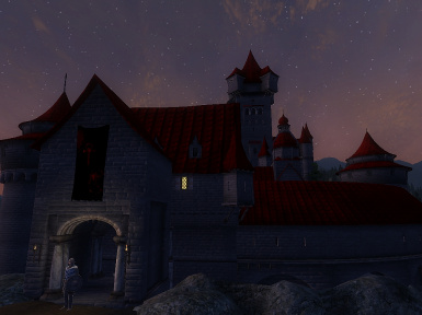 My own Retex of the Seaview Castle Alpha version