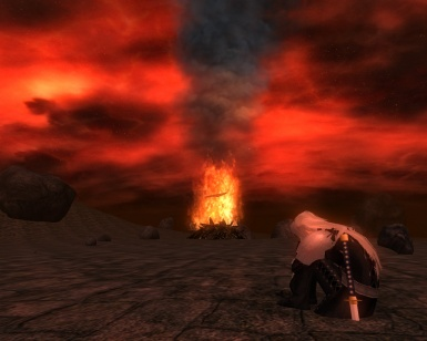 On the scorched Land 2